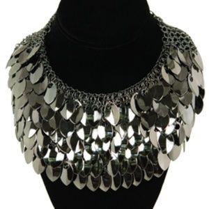 NEW nOir Scales Necklace